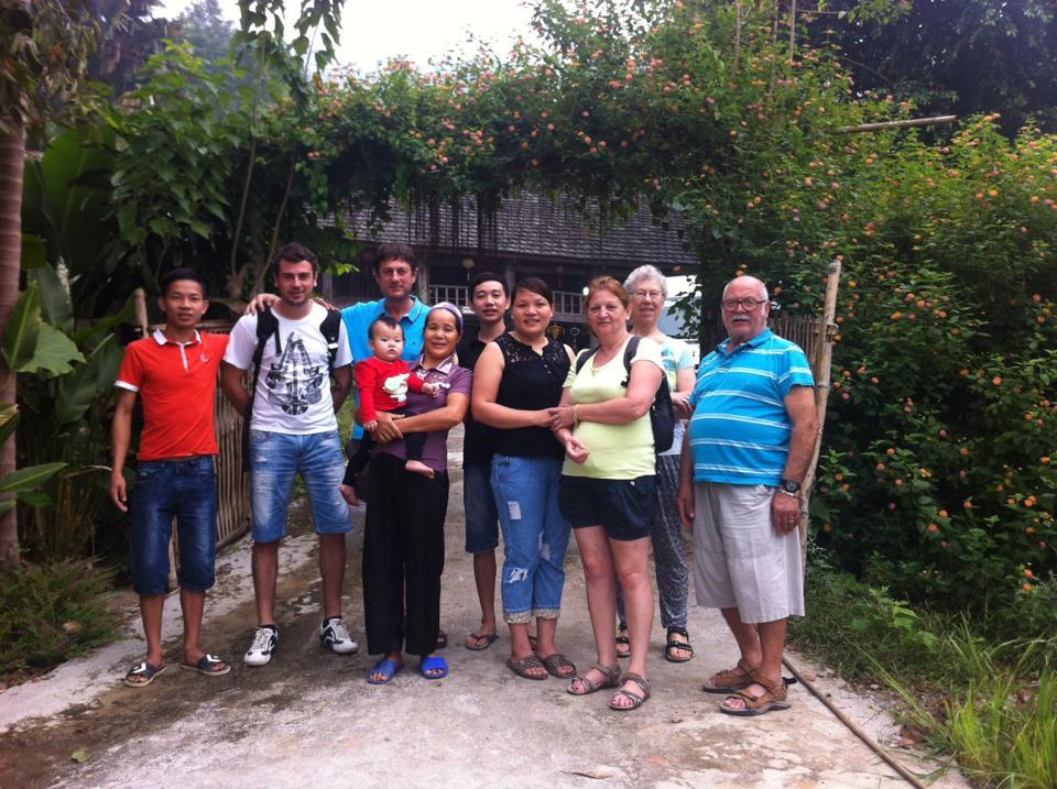 Home stay bản Tùy - xã Ngọc Đường - TP. Hà Giang