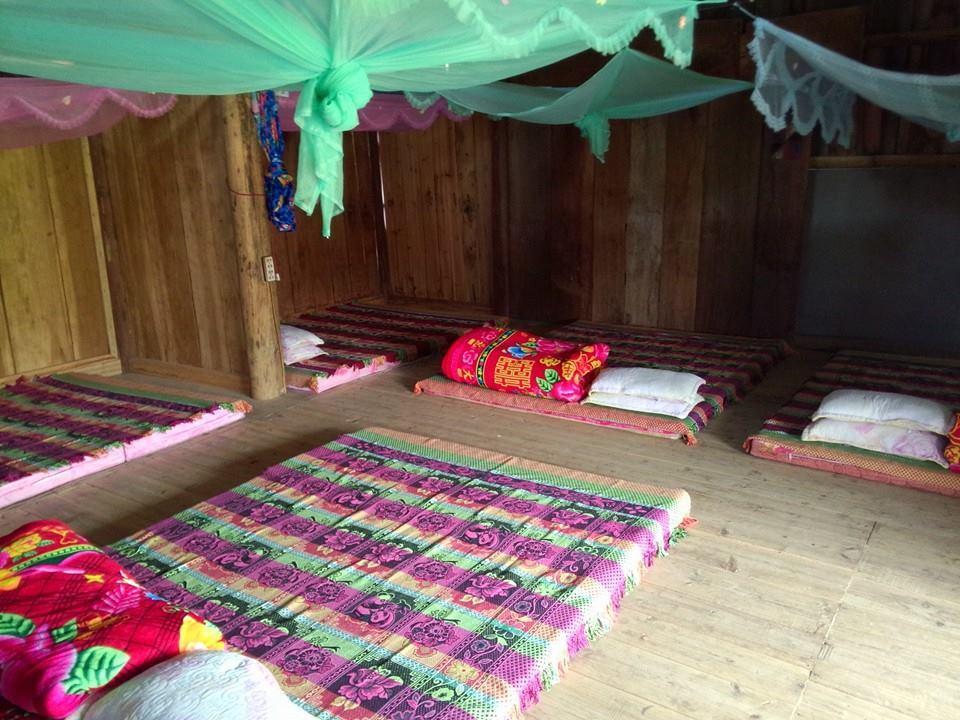 Home stay Hồng Vịnh - Xã Nam Mẫu - Ba Bể