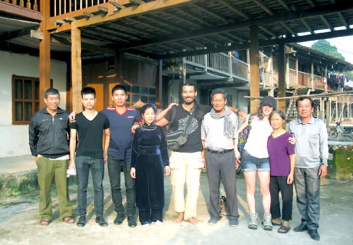 Home stay Duy Thơ - Bản Pác Ngòi - Ba Bể
