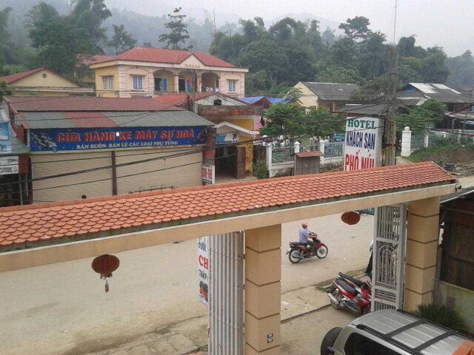 Khách sạn Phố Núi - Tú Lệ