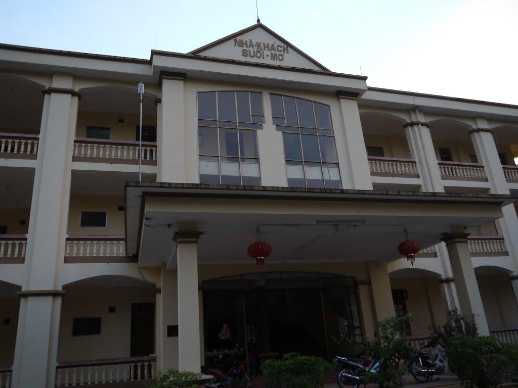 Khách sạn Suối Mơ - TT. Mù Cang Chải
