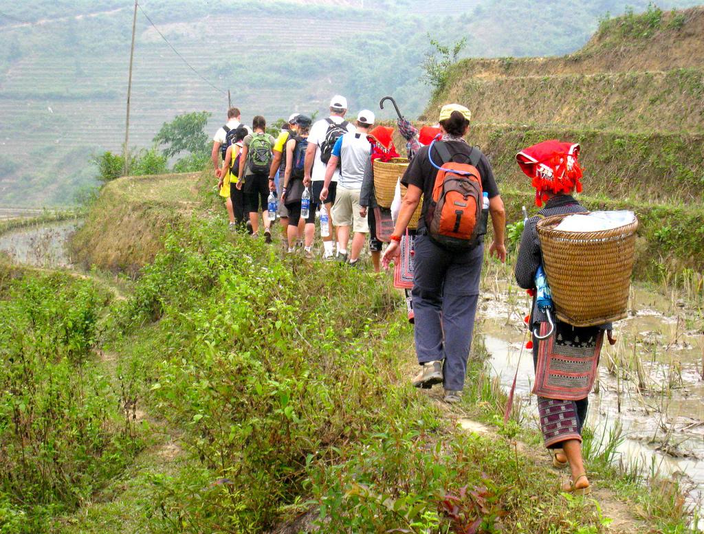 Tour Ha Noi - Mu Cang Chai treckking 3 days 2 nights