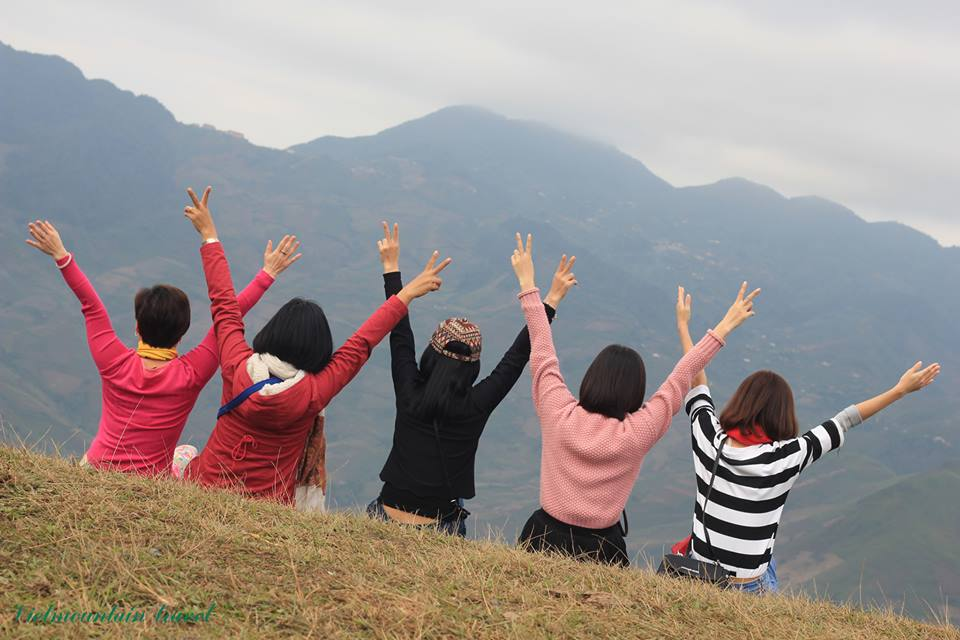 Tour Mộc Châu mùa hoa - săn mây đỉnh Tà Xùa Acoustic (2N/1Đ)