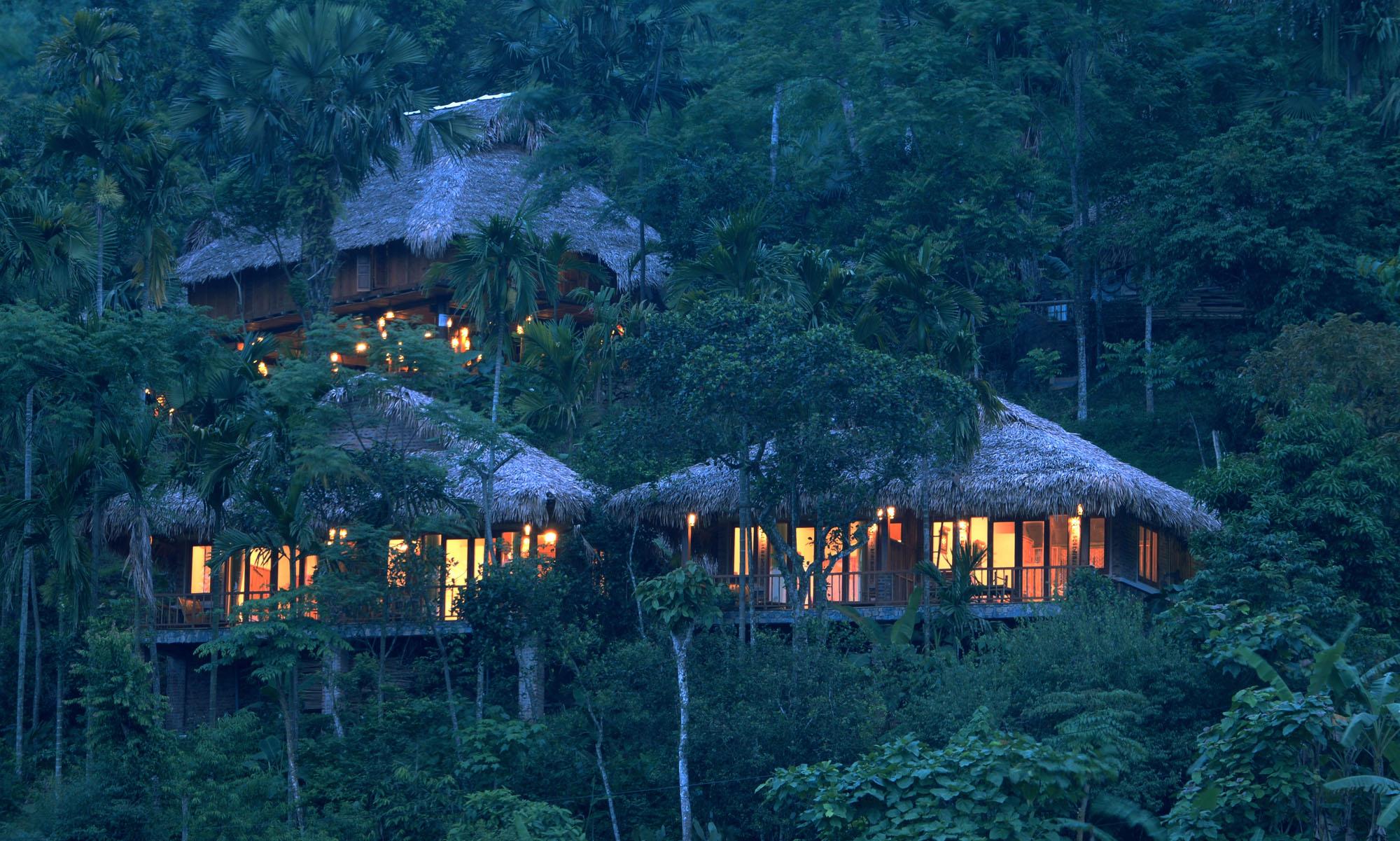 Pù Luông Retreat - Khu bảo tồn thiên nhiên Pù Luông