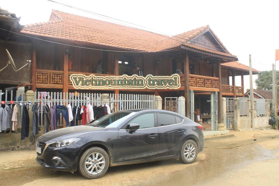 Vietmountain Pù Luông home stay - Bản Báng
