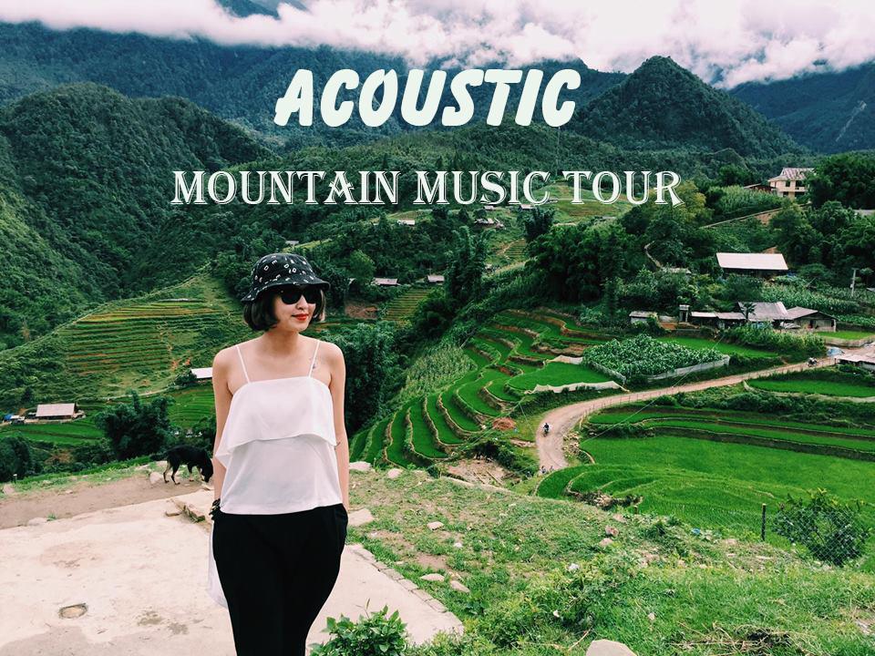 Tour Mù Cang Chải - Sapa mùa lúa chín nghe nhạc Acoustic