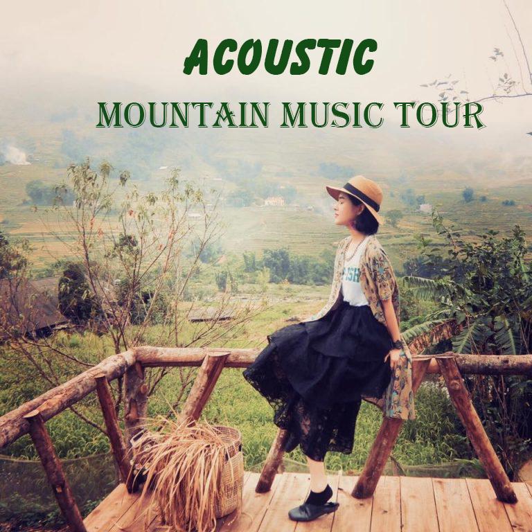 Tour Mù Cang Chải mùa lúa chín - Nghe nhạc Acoustic (2N/1Đ)