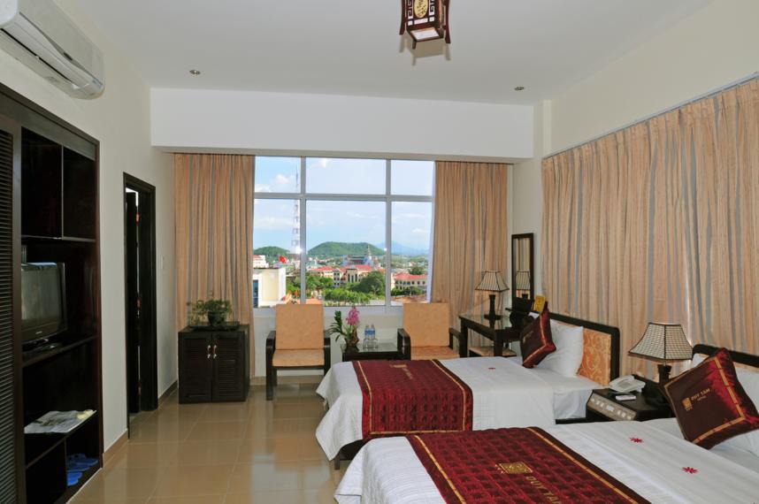Khách sạn Mường Lò - Đường Điện Biên - Thị xã Nghĩa Lộ