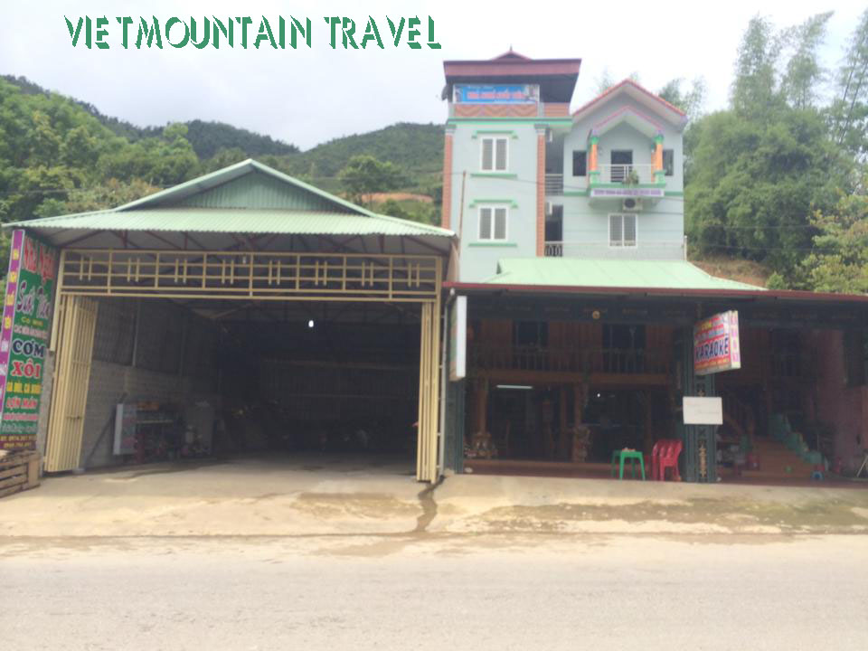 Nhà nghỉ Suối Tiên - Tú Lệ