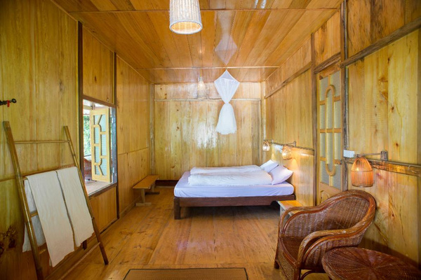 Nam Cang Riverside Lodge - Xã Nậm Cang - TT. Sapa