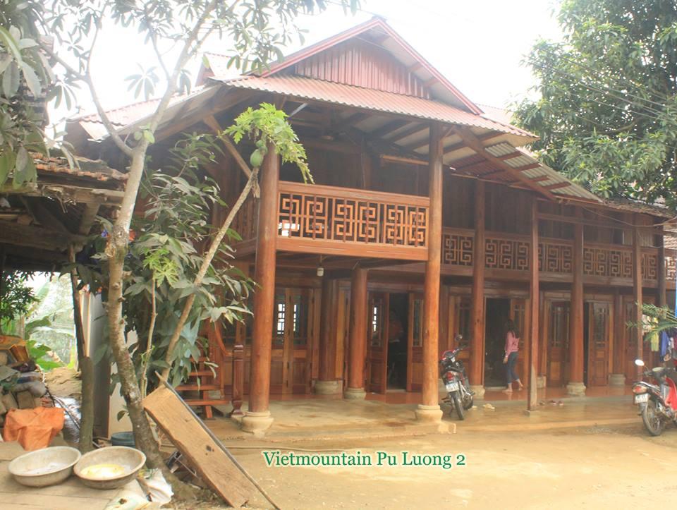 Vietmountain Pù Luông home stay 2 - Bản Báng