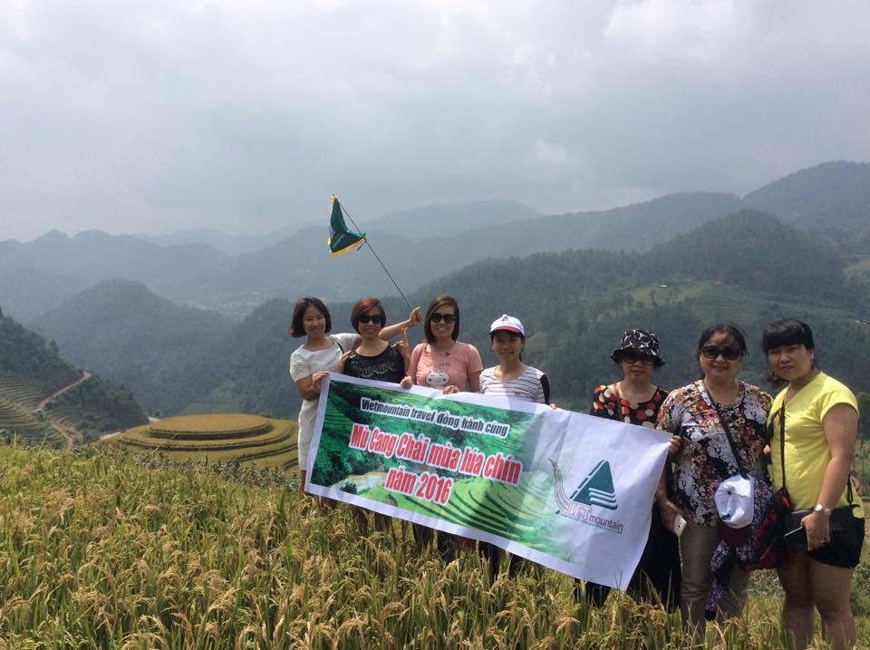 Tour Mù Cang Chải - Ngọc Chiến mùa lúa chín (2N1Đ)