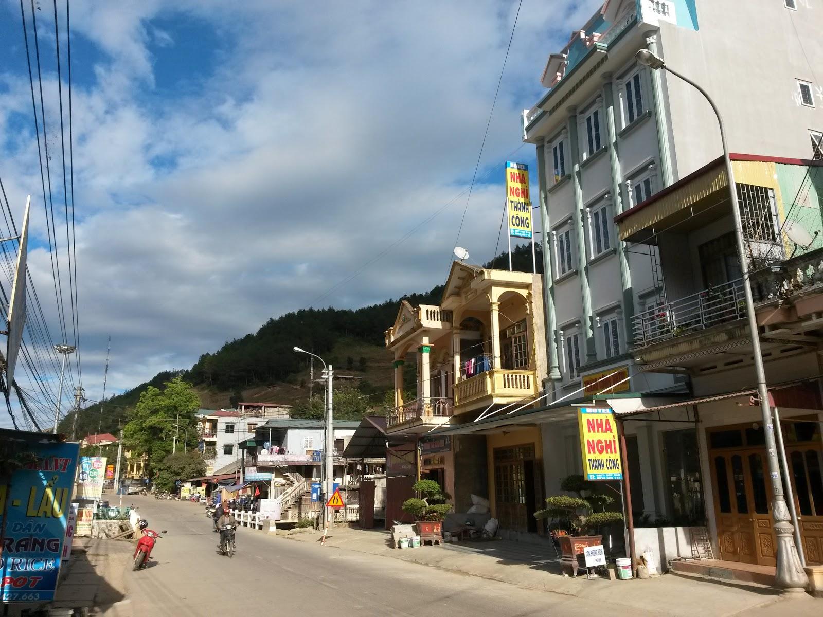 Khách sạn Thành Công - Trung tâm thị trấn Mù Cang Chải
