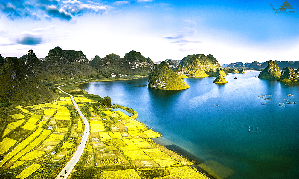 Tour Cao Bằng - Nga Tuyền - Cựu Châu Trung Quốc 3N2Đ